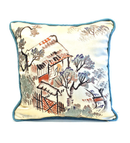 Home in the Woods Pillow