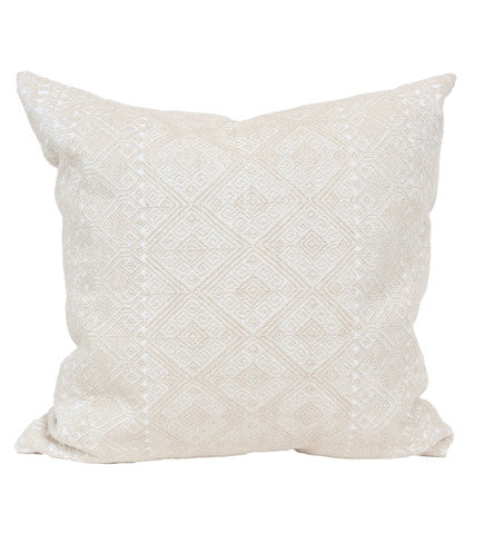 Chiapas Brocaded Pillow