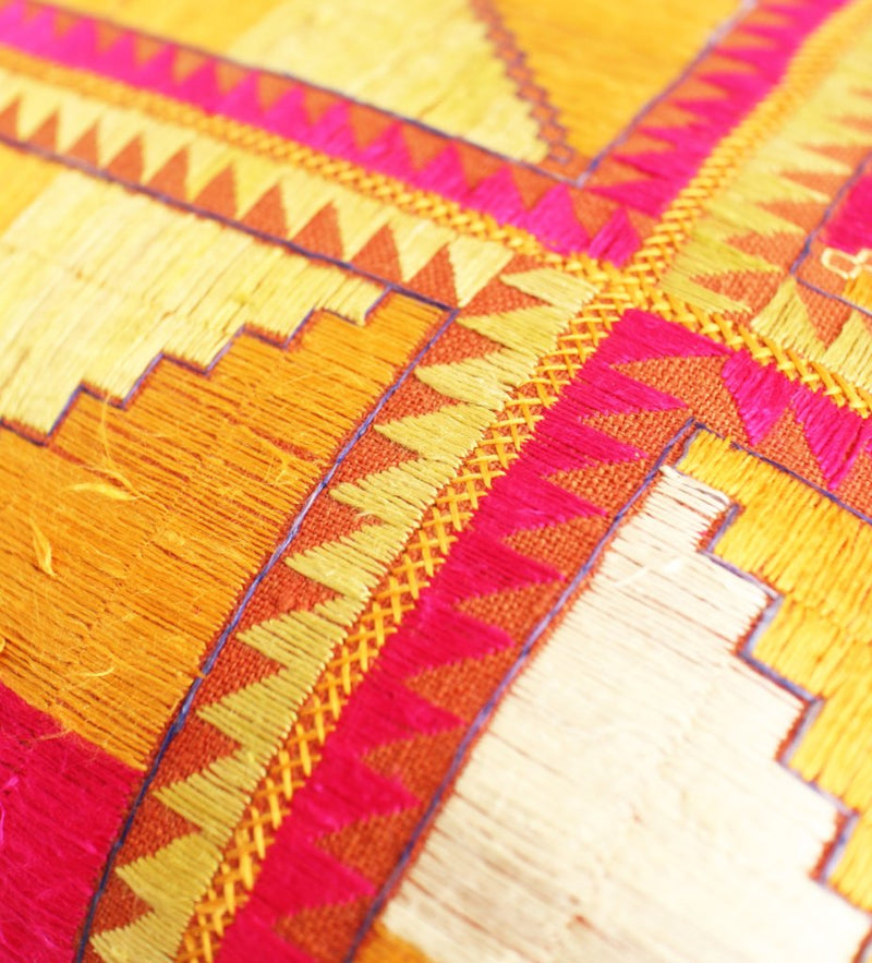 Phulkari Pillows