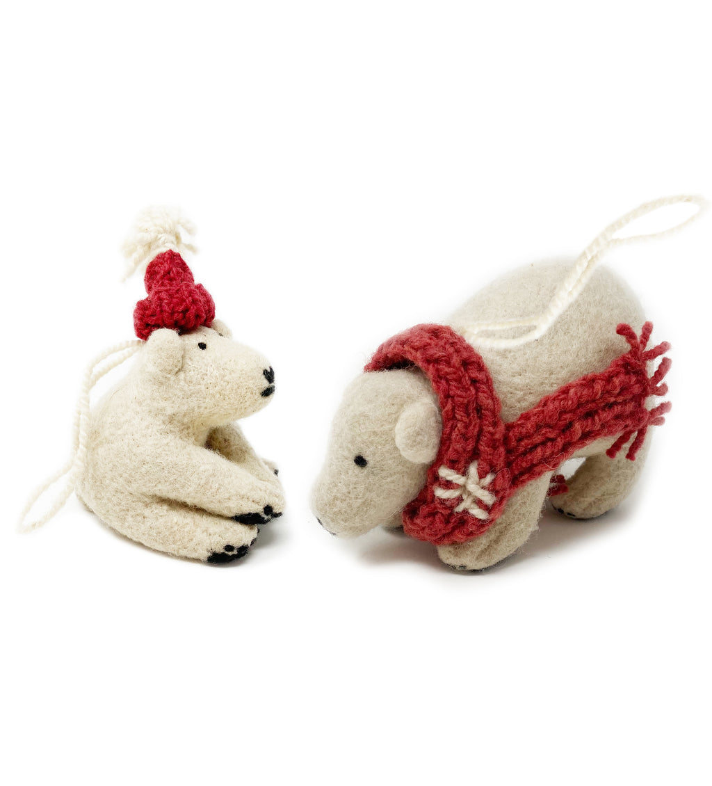 Polar Bear Gift Set