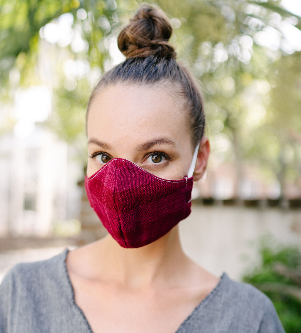 Protective Face Mask: Personal Mulberry