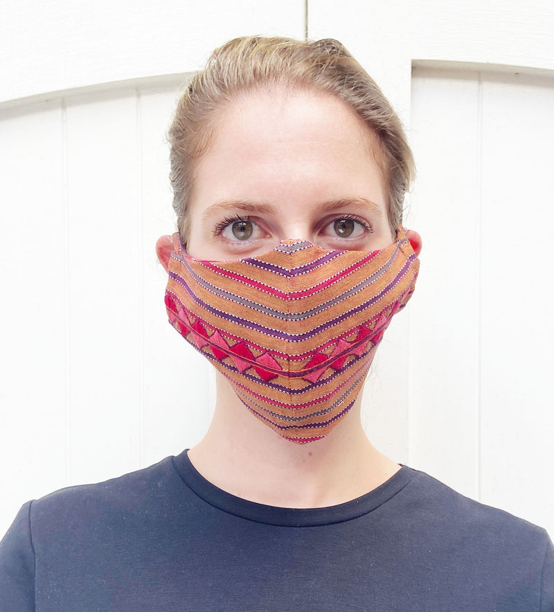 Protective Face Mask: Reversible