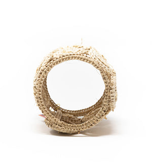 Raffia Large Napkin Ring
