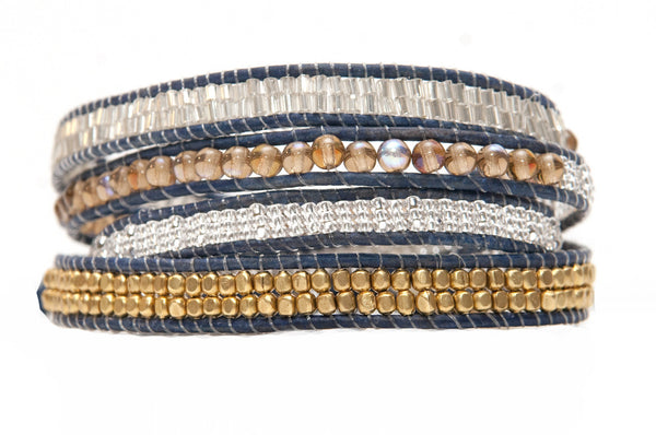 Sasa Designs by the Deaf Wrap Bracelets