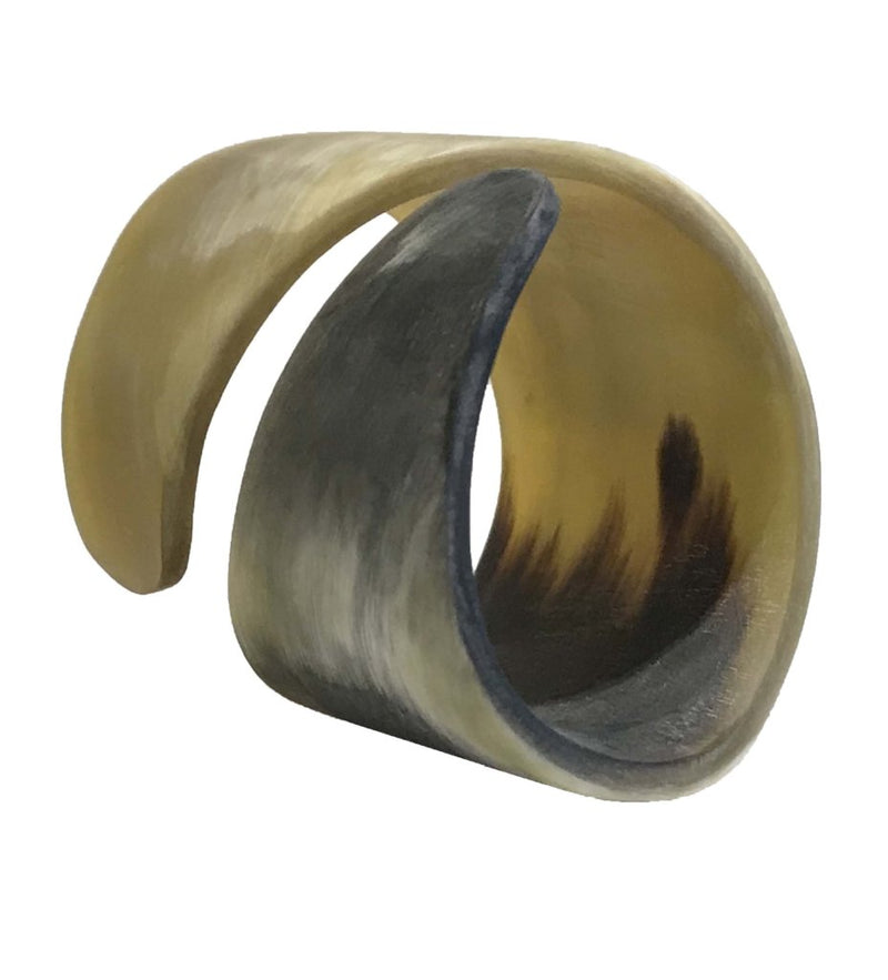 Serpent Horn Napkin Ring