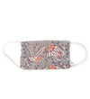 Cristina Cosmetic Pouch: Pacific Blues Multi Stripe