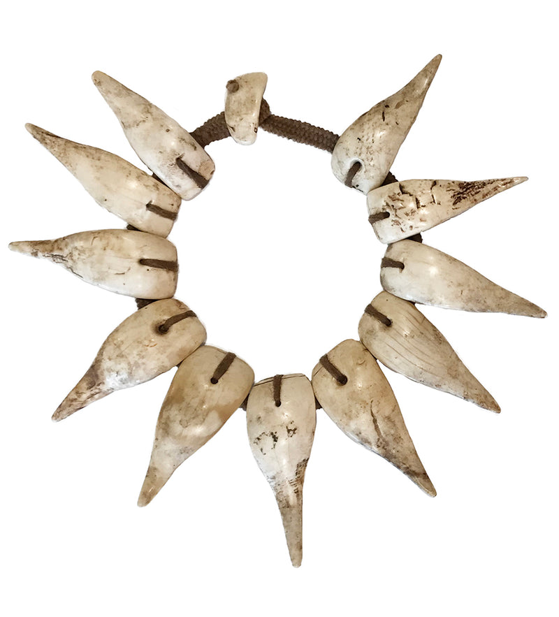 Old Naga Shell Necklace