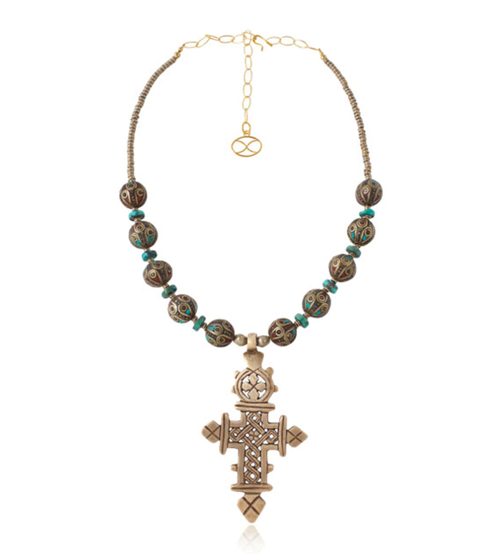 Queen of Sheba Necklace