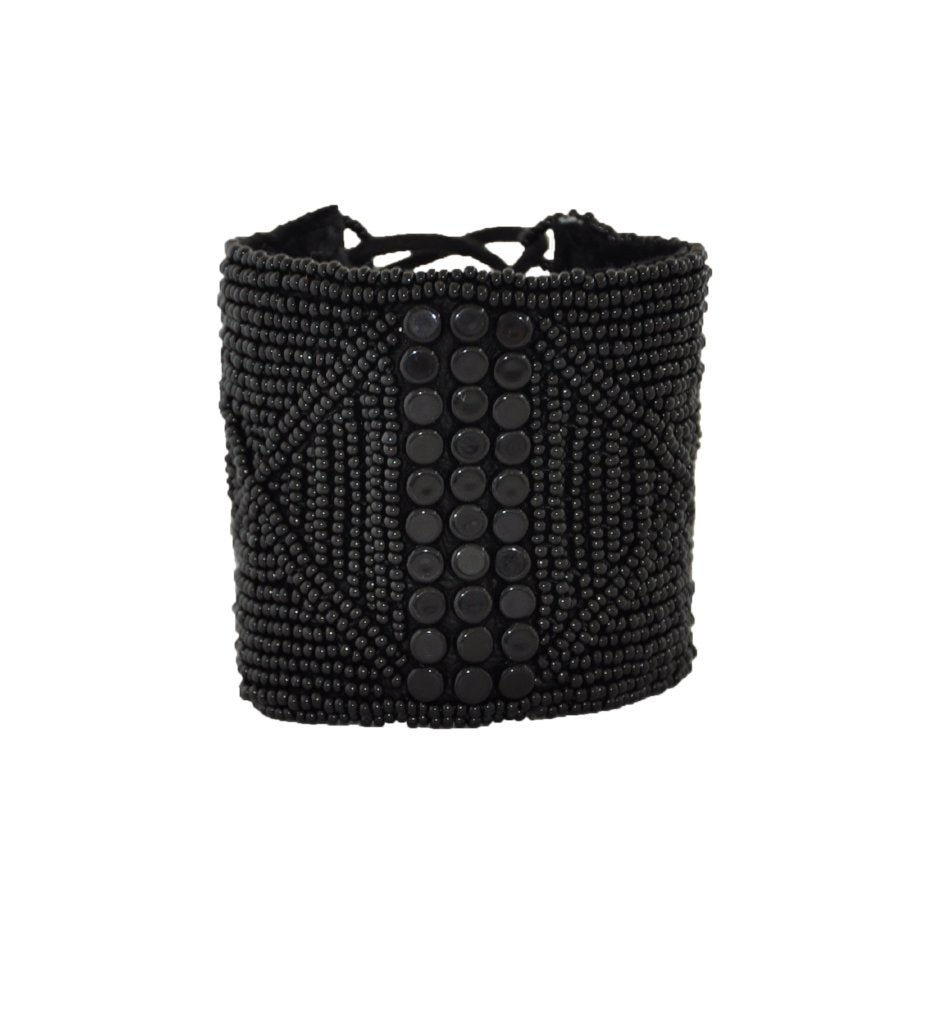 The Sidai Cuff: Black Wide