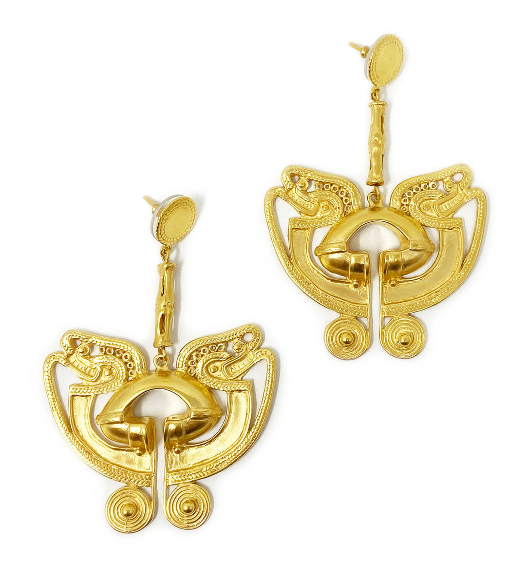 Sierra Gold Earrings