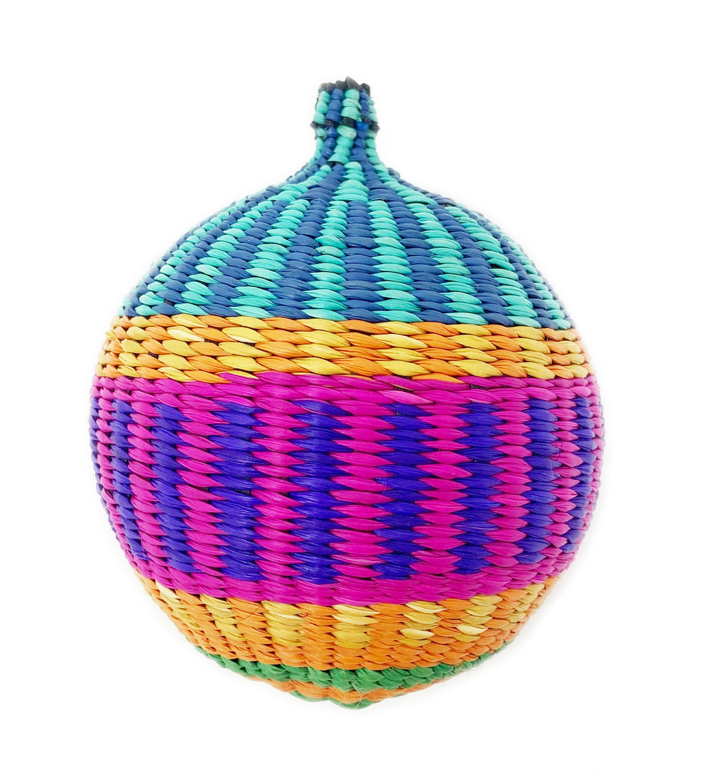 Handwoven Ornament: Single