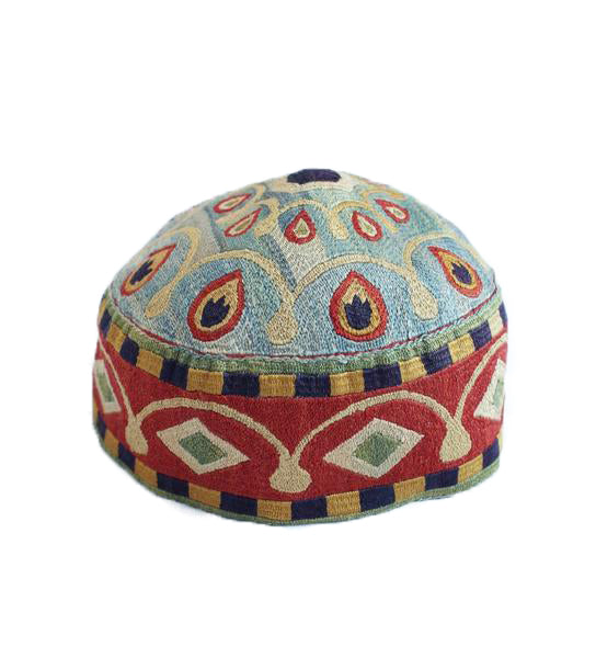 Embroidered Hat: Small