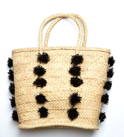The Palm Pom Tote