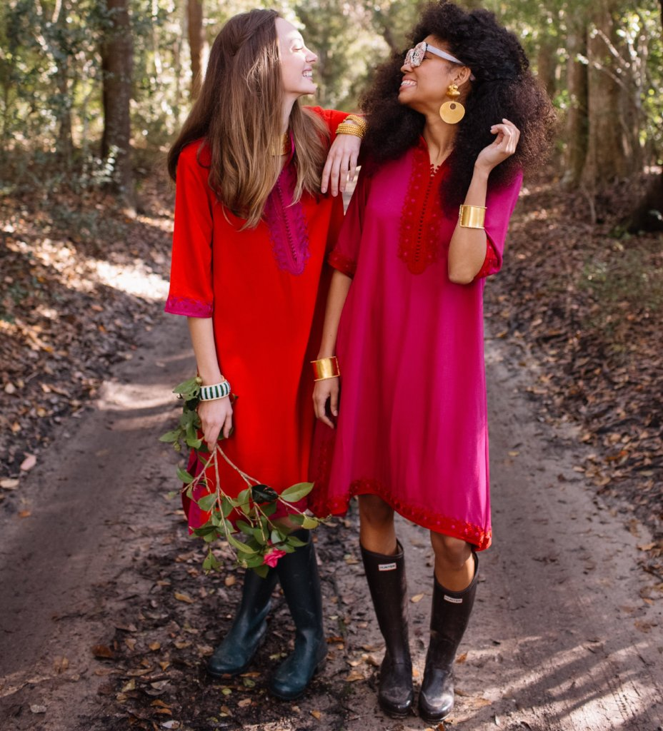 The Ourika Dress: Red