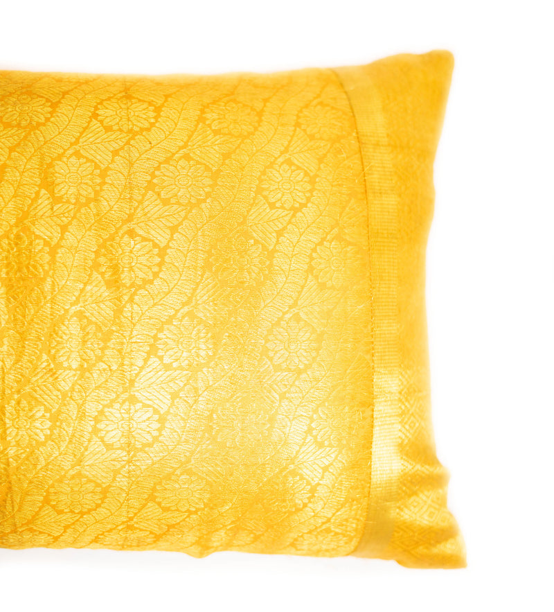 Gold Lumbar Pillow
