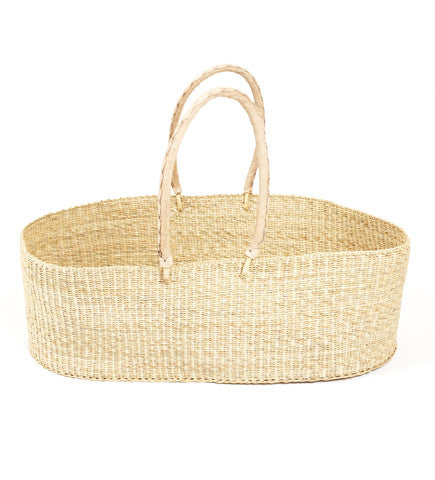 XL Handle Bolga Basket