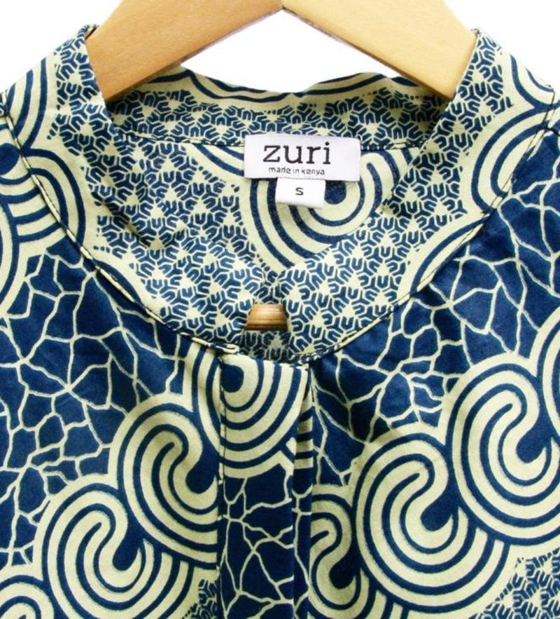 Zuri Swing Dress: Threading the Needle