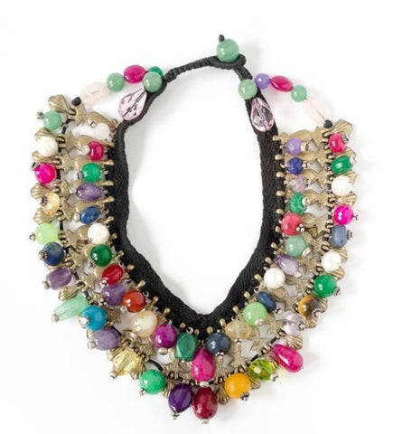 Moroccan Colorful Necklace