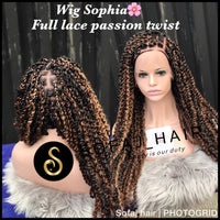 Wig Sophia (Passion twist)