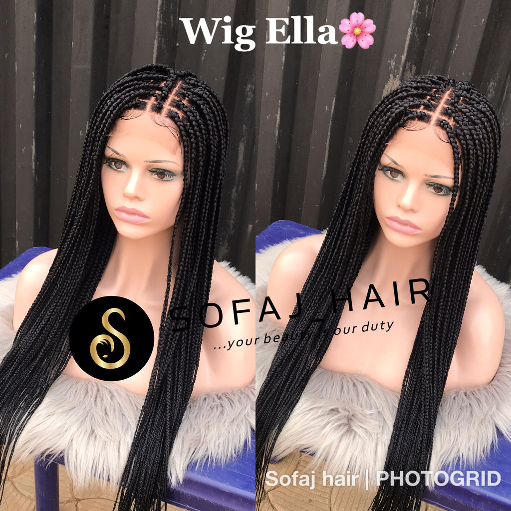 Wig Ella (box braids wig)