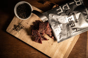 Peppered<br>Beef Jerky