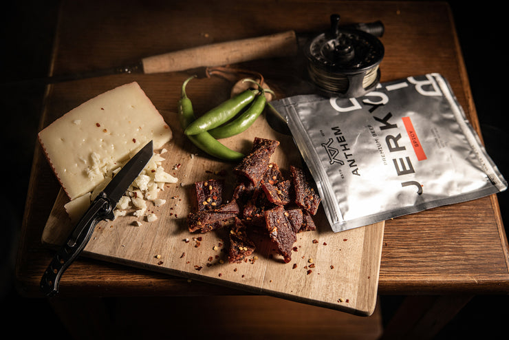 Mission Pack<br>Beef Jerky