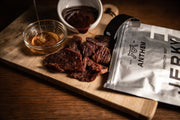 Smoked Honey Beef Jerky