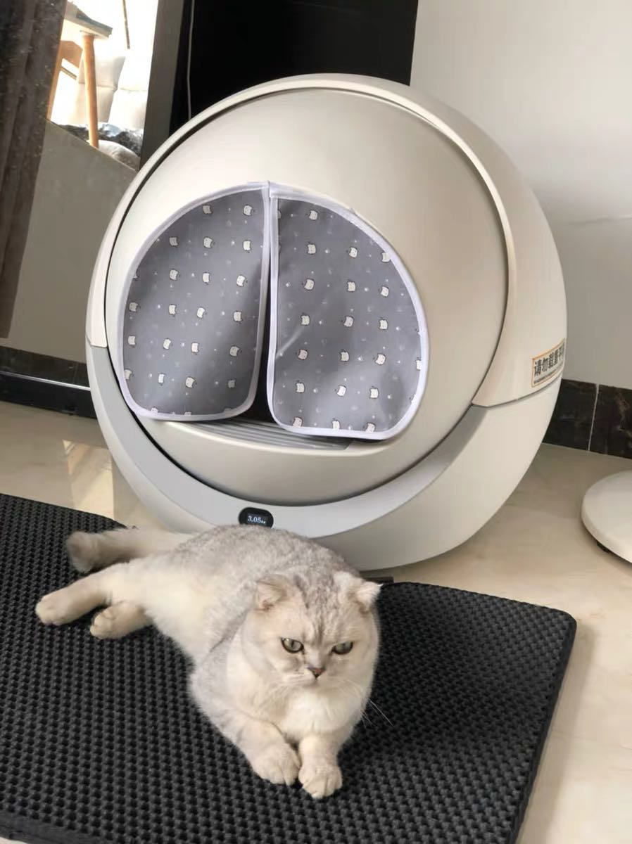 Self Cleaning Litter Box For Multiple Cats and Large Cats (30+ Images)