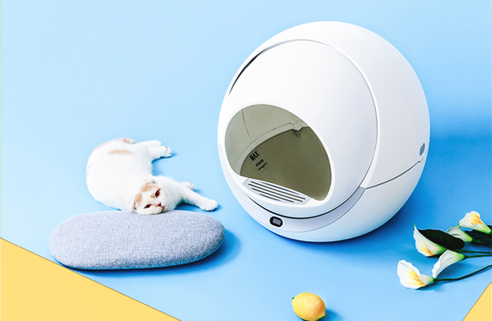Petree Self Cleaning Litter Box