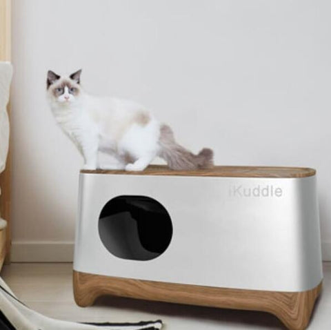 8 Best Self Cleaning Cat Litter Boxes 2020-Ikuddle