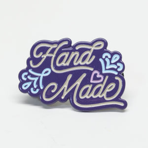 I Made This!  - Handmade - Mauve