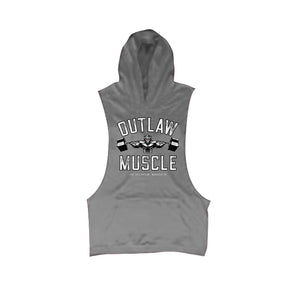 Outlaw Muscle Hoodie