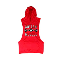 Load image into Gallery viewer, Outlaw Muscle Hoodie