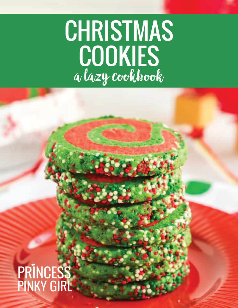 Lazy Christmas Cookies