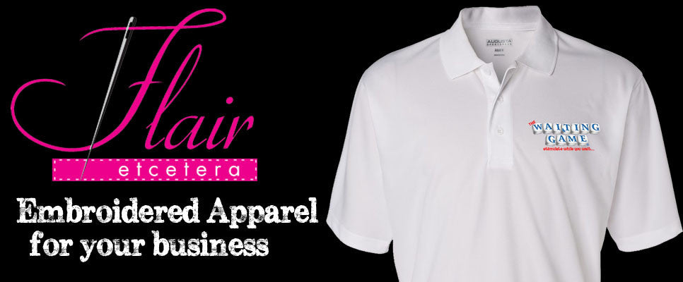 Embroidered Shirts for your business