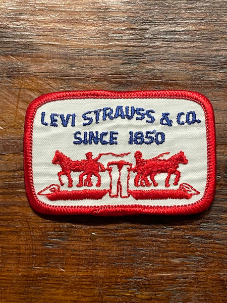 Red Levi Strauss & Co