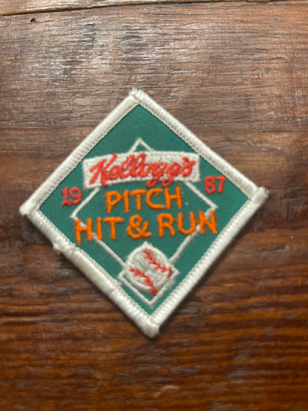 Kellogg's Pitch Hit & Run