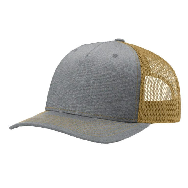 Richardson 112FP Heather Gray Gold