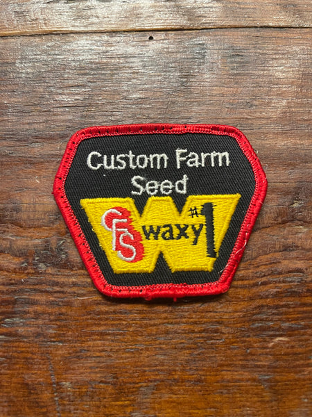 Custom Farm Seed Waxy #1