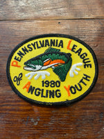 Pennsylvania League of Angling 1980