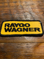 Raygo Wagner Patch
