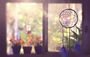 dream catcher colorfull