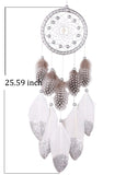Dream Catcher <br> White Ayasha