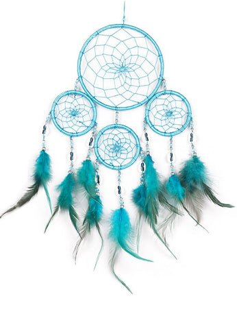 Dream Catcher <br> Blue Wapi