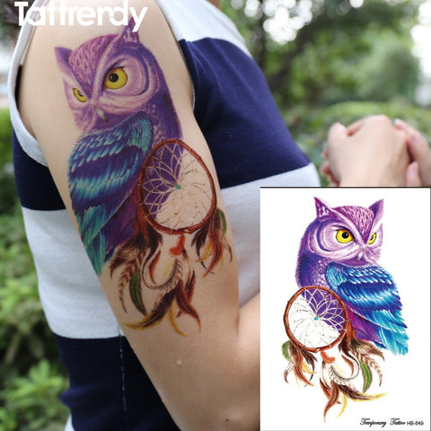 Dream Catcher Tattoo Magestic