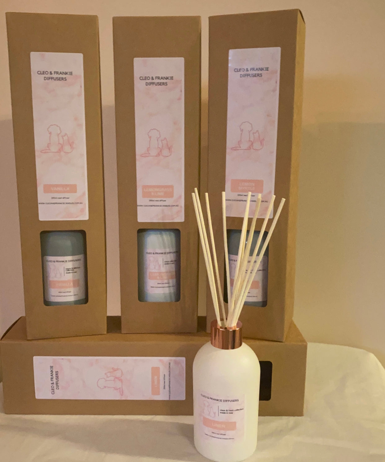 Reed Diffuser 200ml.