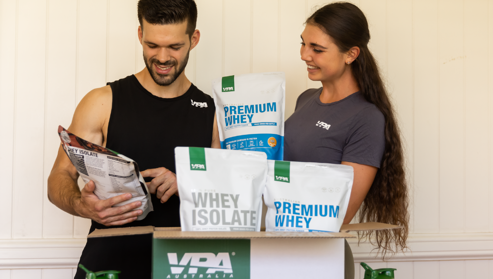 Fitness gift ideas for him and for her-VPA Australia