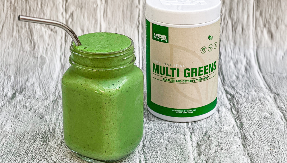 Greens Smoothie-VPA Australia