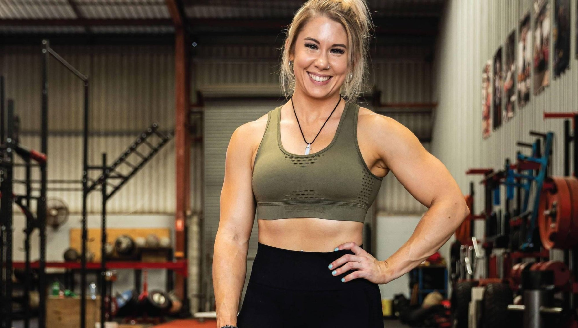 Raissa Vogler: Strong Woman-VPA Australia