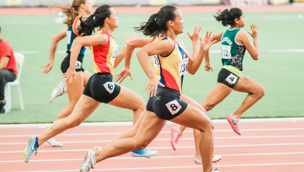 Why you should give sprinting a go
